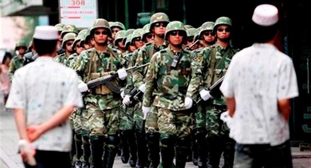 中國官員: 「去極端化」是新疆突出緊迫的任務