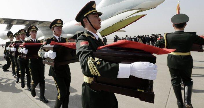 朝鮮不滿遲遲不宣佈朝鮮戰爭結束