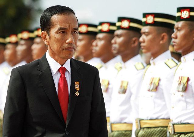 印度尼西亚总统佐科·维多多