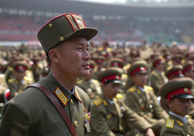 朝鲜军队警告将击落韩国散发的带有传单的气球