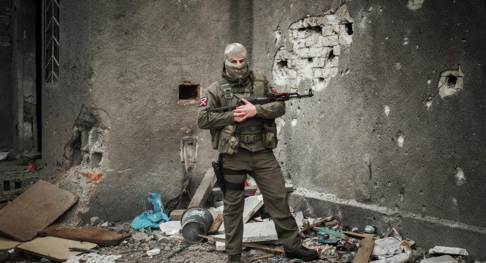 巴苏林:乌军36次破坏停火协议,5名民兵受伤