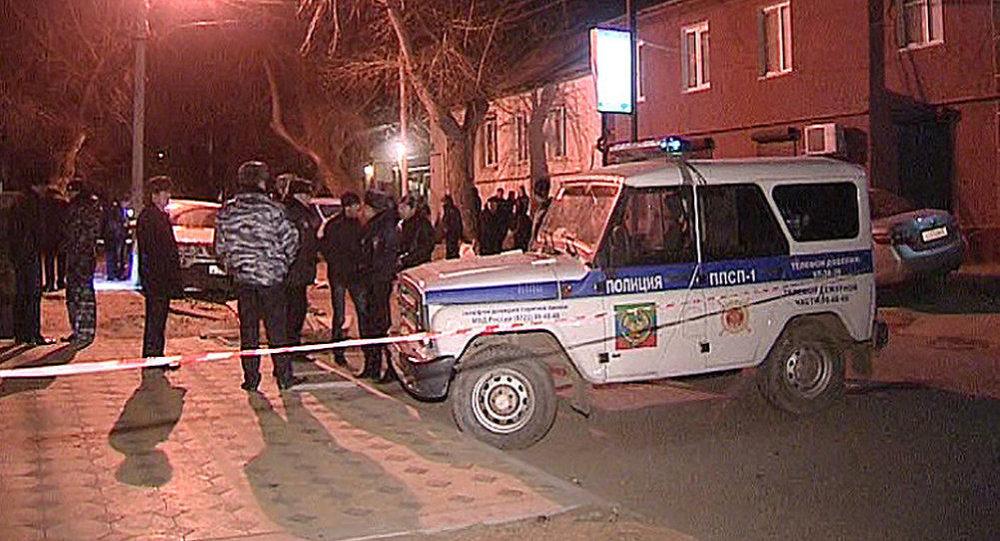 偵查人員在馬哈奇卡拉特別行動後按兩項條款進行刑事立案
