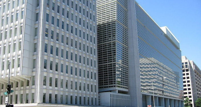 美国支持亚洲基础设施投资银行与世界银行合作
