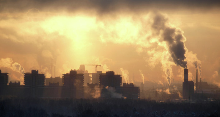印度新德里被称为世界最脏城市
