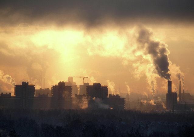 全球年均大气层二氧化碳浓度首次达到400ppm