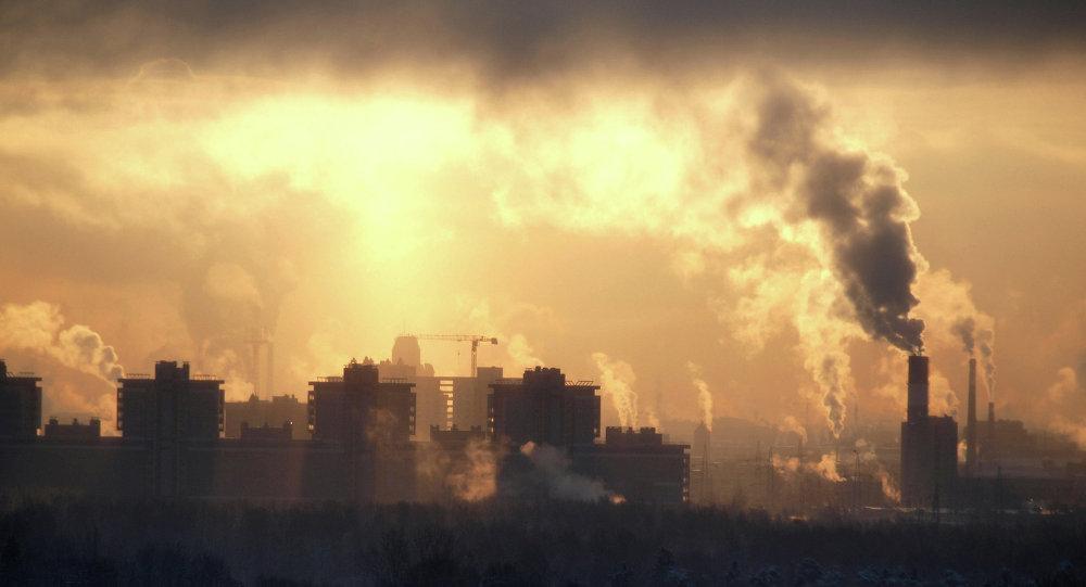 俄羅斯全國空氣質量黑榜出爐