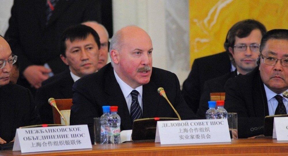 上合组织秘书长梅津采夫