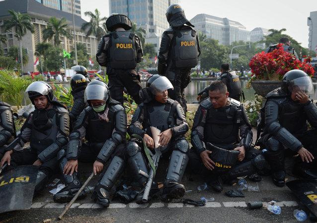印尼因亚非会议已加强安全措施