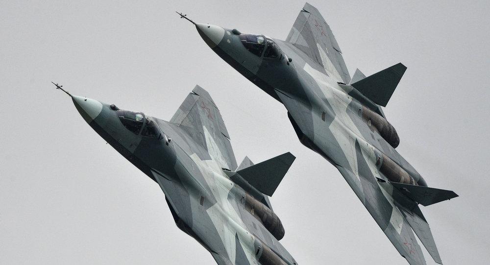 俄國防部:將於2016年批量生產第五代殲擊機