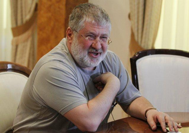 第聂伯罗彼得罗夫斯克州州长伊戈尔•科洛莫伊斯基