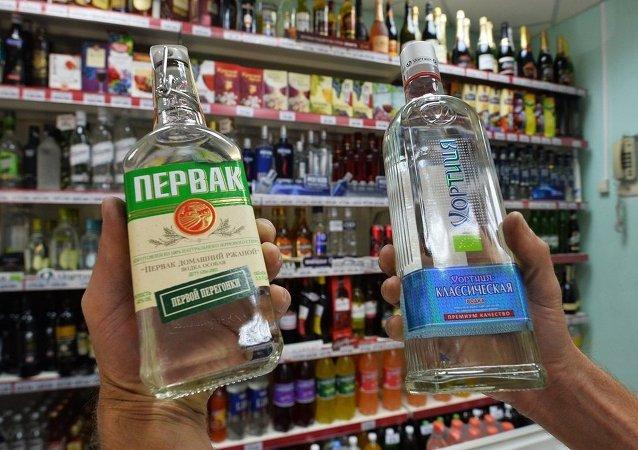 俄羅斯人:建議只對年滿21歲以上的成年人出售酒精飲料