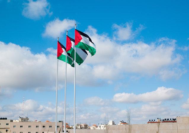 巴勒斯坦國旗