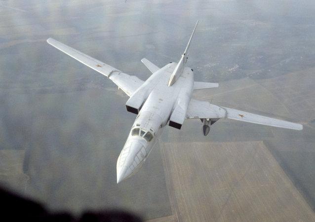图-22M3远程轰炸机