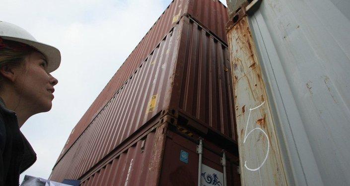 俄符拉迪沃斯托克港新增一条俄中集装箱班轮航线