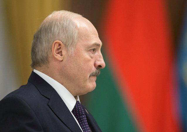 白俄總統向俄許諾該國軍隊將在西線上提供支援