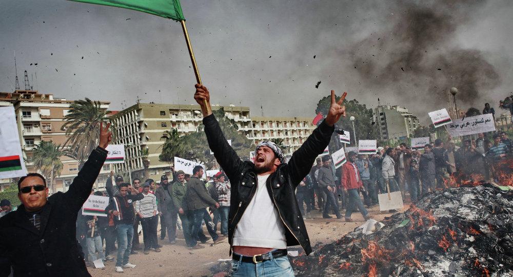 利比亚事件