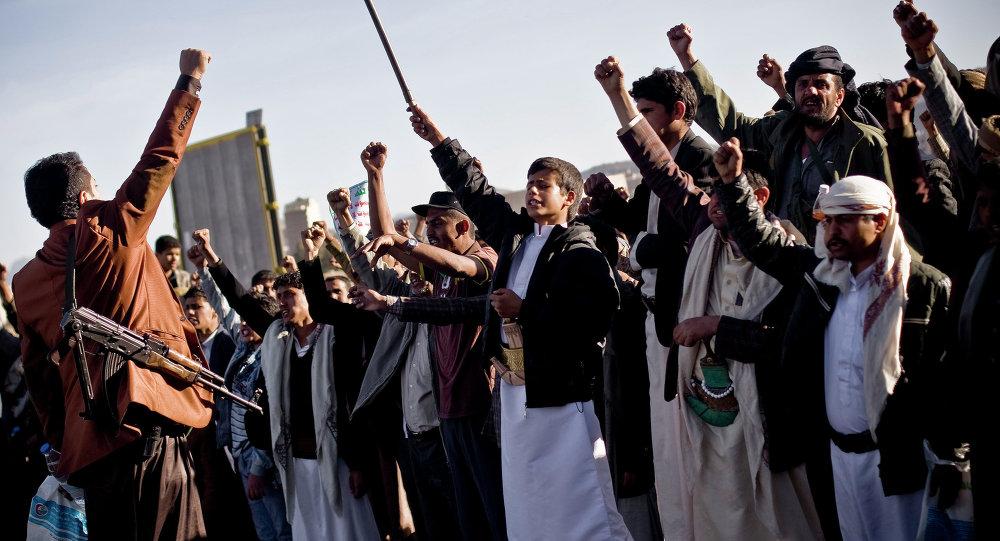 也門胡塞武裝組織