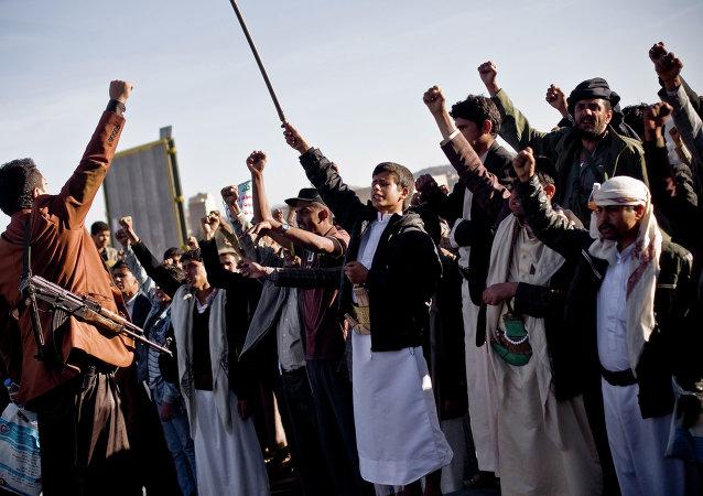 也門總理離開其住所