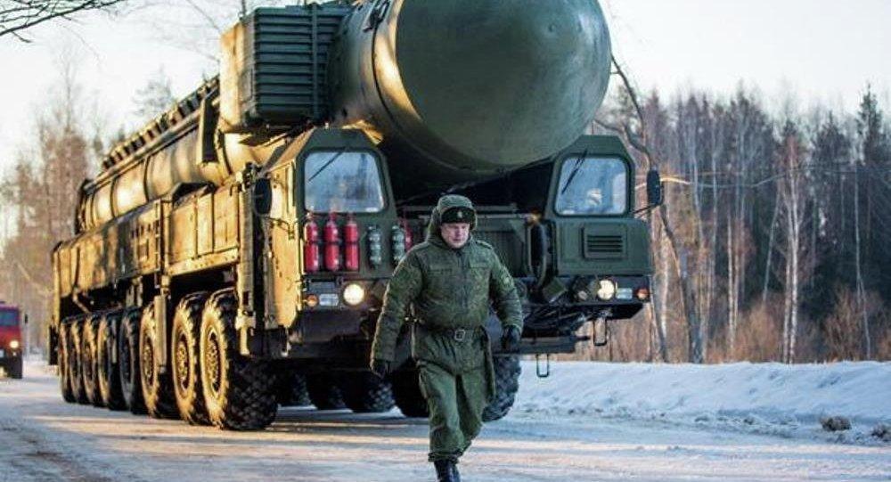 「雅爾斯」導彈系統