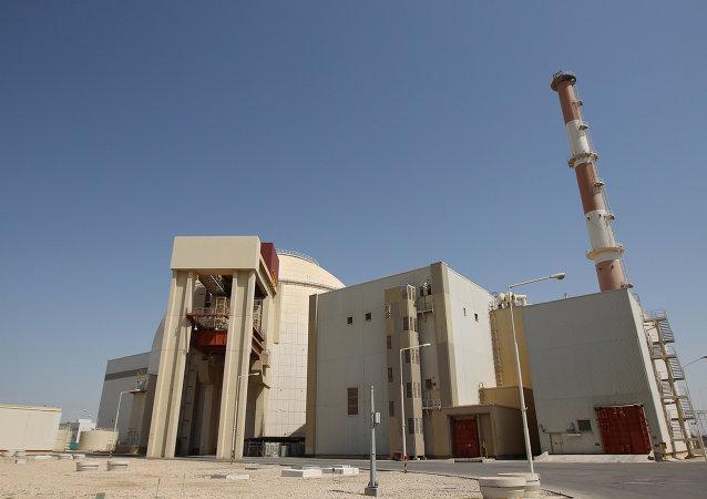 「布捨爾」核電站