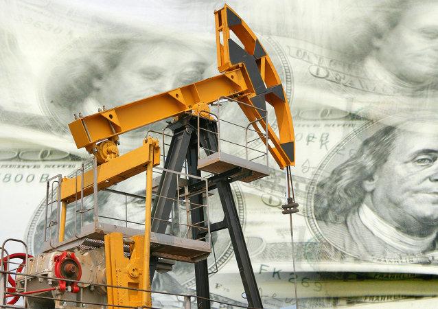 布伦特原油价格突破每桶64美元