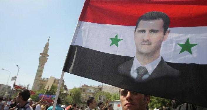 民调:大部分俄罗斯人认为本国应在叙利亚冲突中支持阿萨德