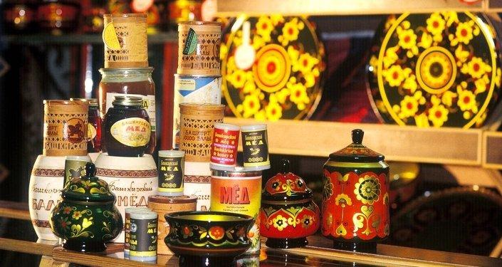 俄产生态食品在华越来越受欢迎