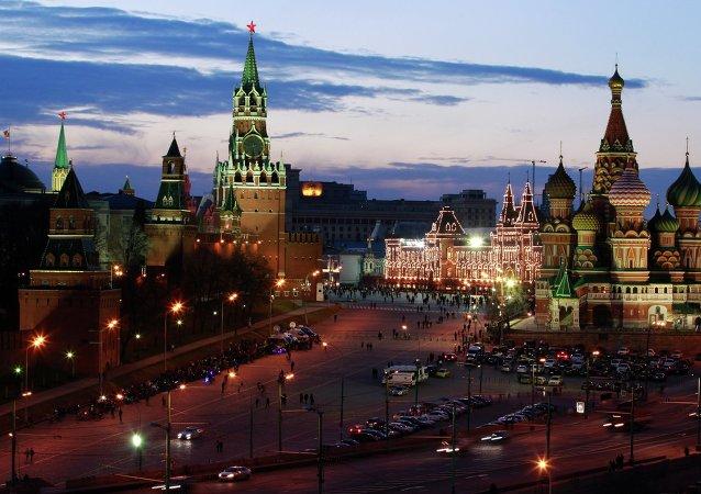 莫斯科·克里姆林宫(资料图片)