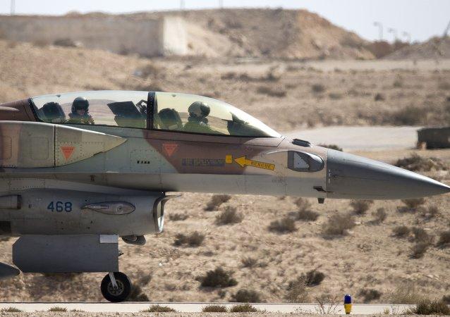以色列,F-16(資料圖片)