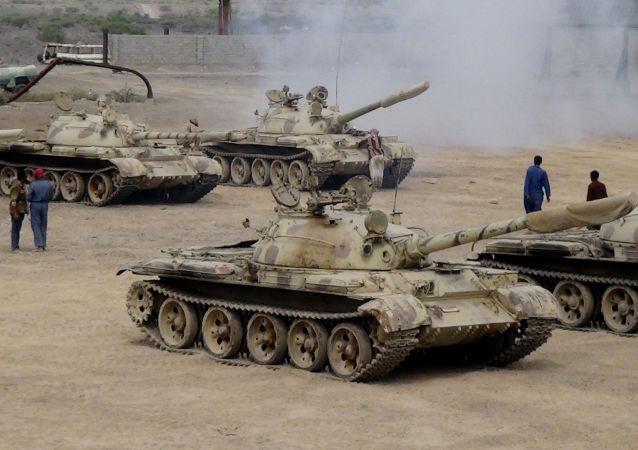 阿拉伯国家近日内或将对也门发起地面行动