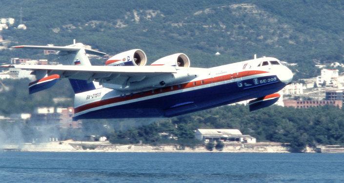 别-200型水陆两用飞机