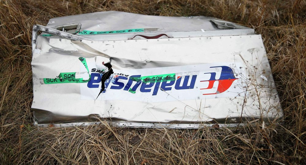 俄外交部:俄仍願意協助調查馬航МН17墜機事件