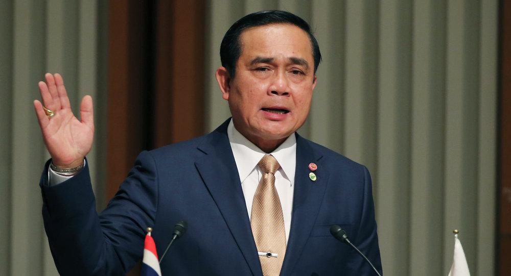 泰国全国维持和平秩序委员会主席、总理巴育·占奥差