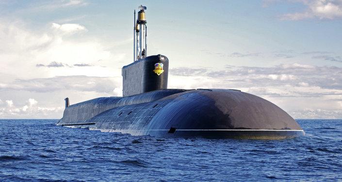俄海軍最新型「北風之神」核潛艇將服役至2050年