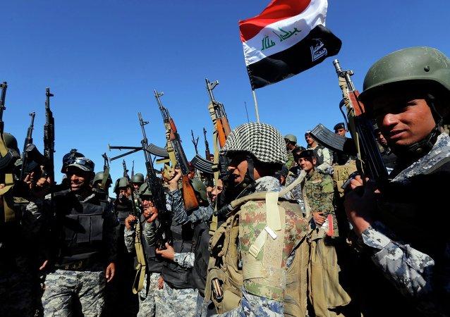 伊拉克政府军