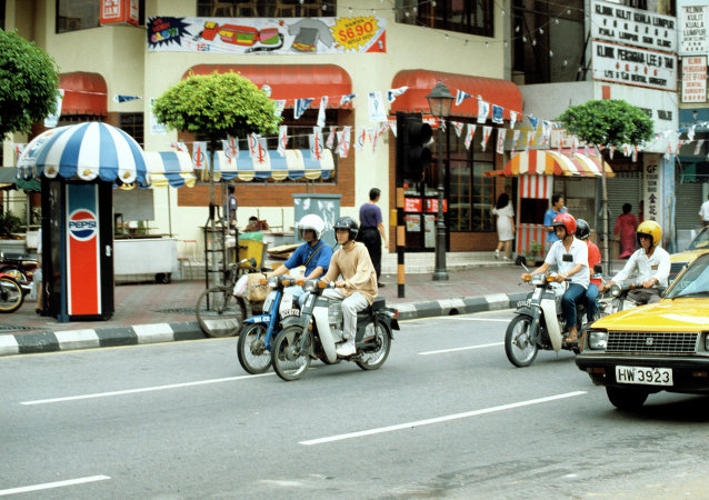马来西亚登革热患者数量激增