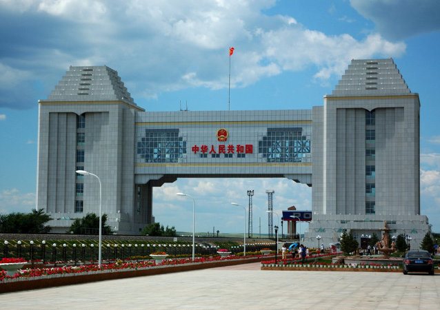 外貝加爾商品旗艦店在滿洲里開設將促進該地區對華出口