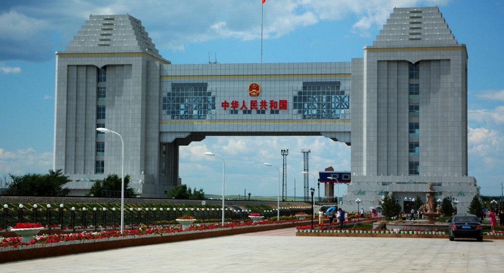 满洲里中俄互市贸易区希望吸引更多俄罗斯游客