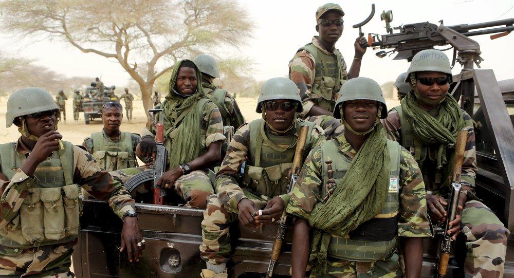 尼日利亞軍隊