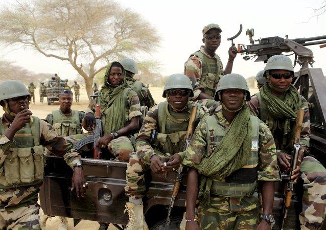 尼日利亚军人