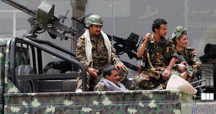 胡塞武装驳斥媒体有关也门前总统萨利赫已下葬的报道