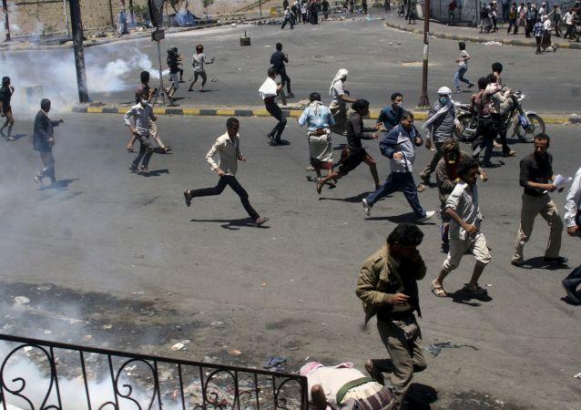 俄羅斯再次呼籲盡快停止也門衝突並展開對話