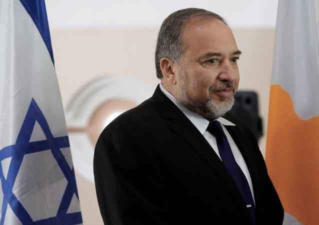 以色列國防部部長阿維格多•利伯曼