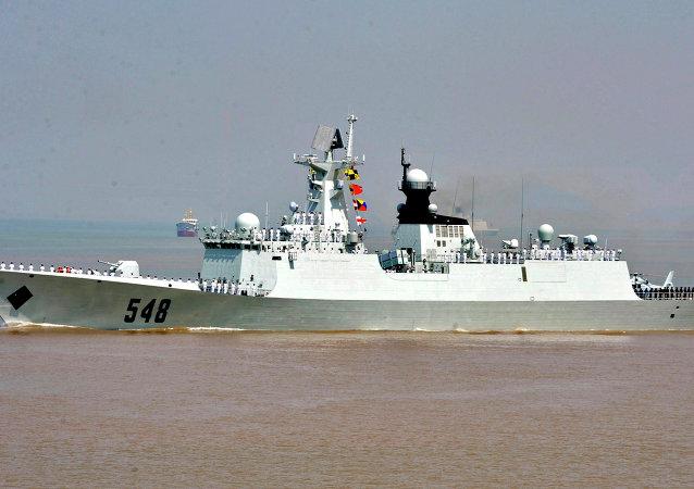 中國政府正在搜尋肇事逃逸船隻