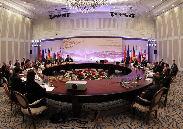 伊朗與伊核問題調停六方注定成功