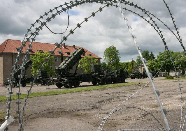 爱国者地空导弹系统