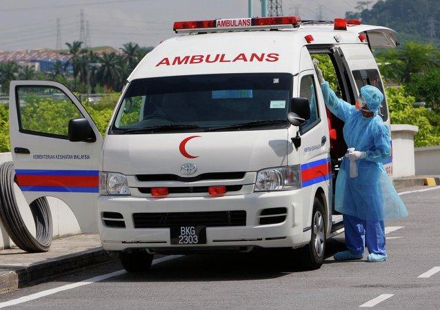 马来西亚救护车