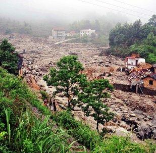 湖南洪灾致十余人死亡