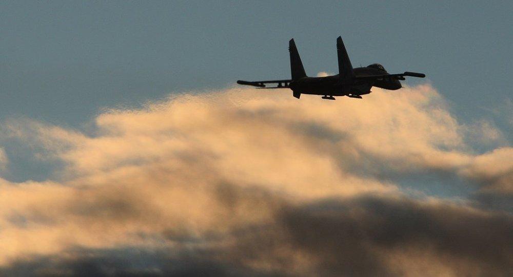 俄军报:一周内12架飞行器在俄边境附近侦察