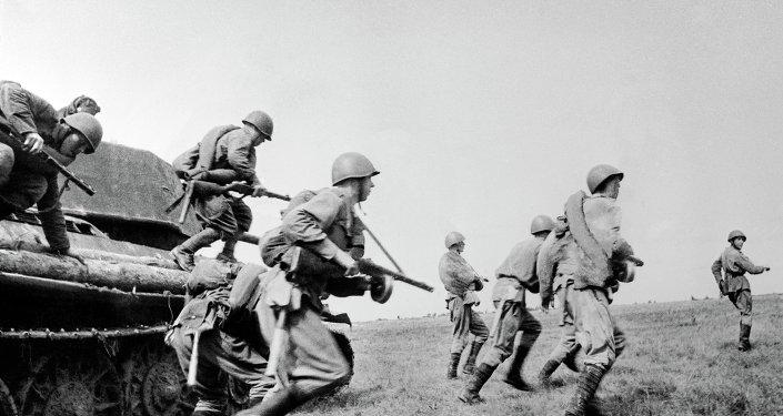 德國記者質疑蘇軍取得普羅霍羅夫卡戰役勝利